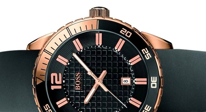 GQ Magazine Teams Up With Boss Watch Brand