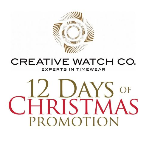 12 days of Christmas watch giveaway