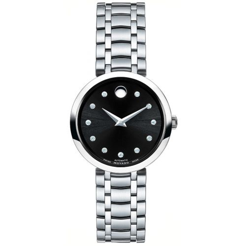 Womens Movado 1881 Automatic Watch 606919