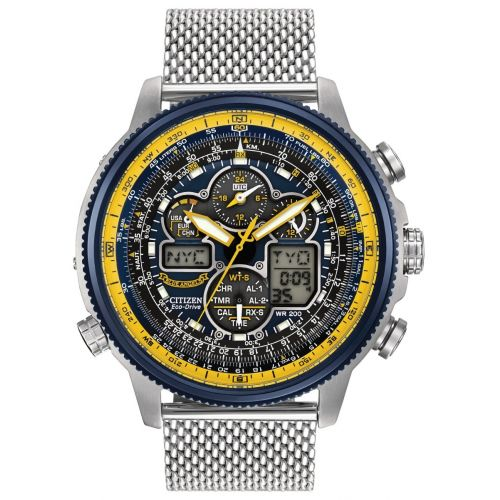 Citizen Nighthawk A-T