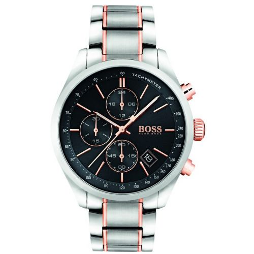 Mens Hugo Boss Grand Prix Watch 1513473