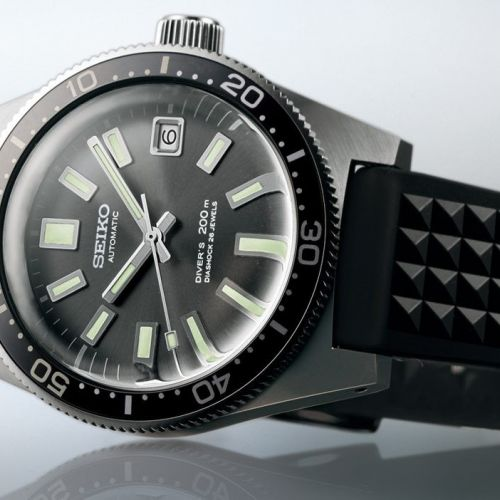Seiko's First Diver's Watch 1965 Reborn: The Seiko Prospex Diver SLA017
