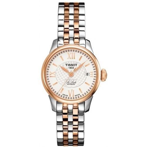 Womens Tissot Le Locle Automatic Watch T41.2.183.33