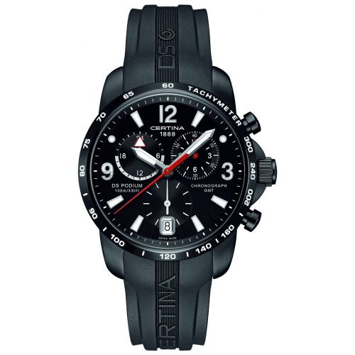 Certina DS Podium GMT Range
