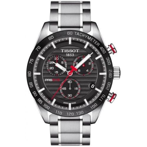 Mens Tissot PRS516 Chronograph Watch T100.417.11.051.01