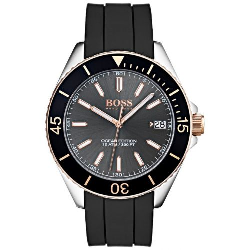 Mens Hugo Boss Ocean Edition Watch 1513558