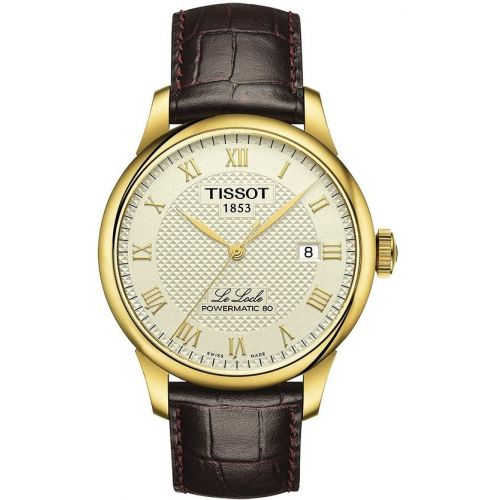 Mens Tissot Le Locle Automatic Watch T006.407.36.263.00