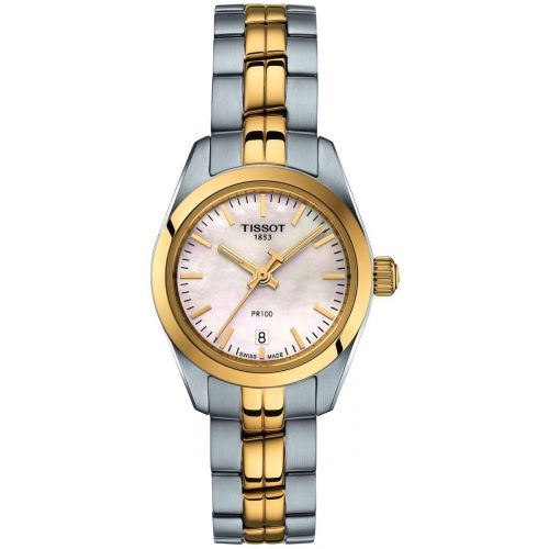Womens Tissot PR100 Watch T101.010.22.111.00