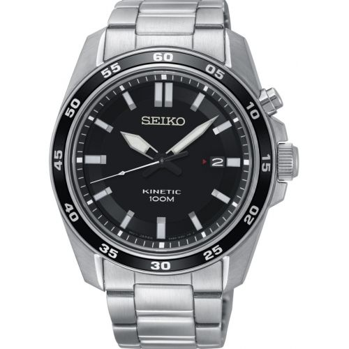 Mens Seiko Kinetic Watch SKA785P1