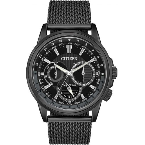 Mens Citizen Calendrier Watch BU2025-76E