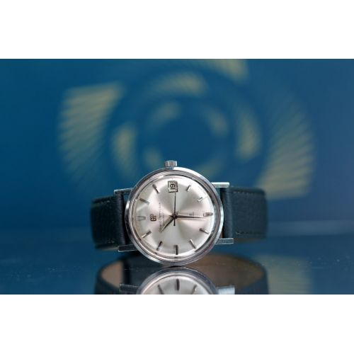 Mens Pre-owned Girard Perregaux Watch Gyromatic 39J