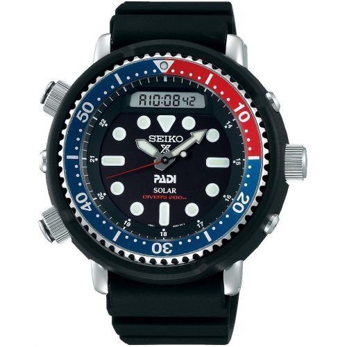 Mens Seiko Prospex Watch SNJ027P1