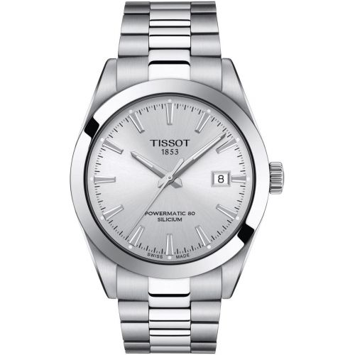 Mens Tissot Gentleman Watch T127.407.11.031.00
