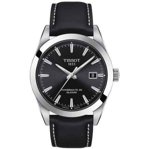 Mens Tissot Gentleman Watch T127.407.16.051.00