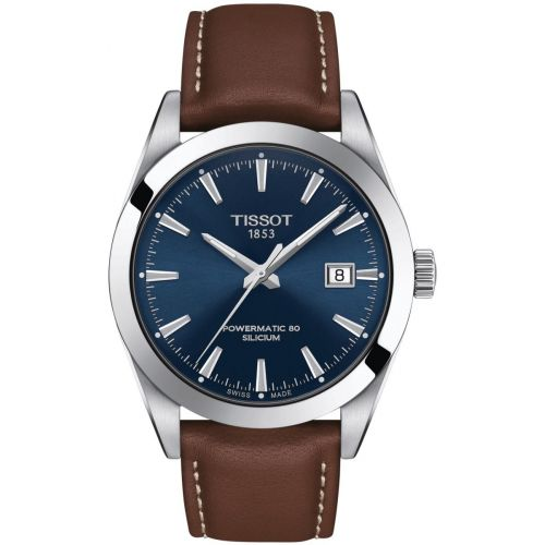 Mens Tissot Gentleman Watch T127.407.16.041.00