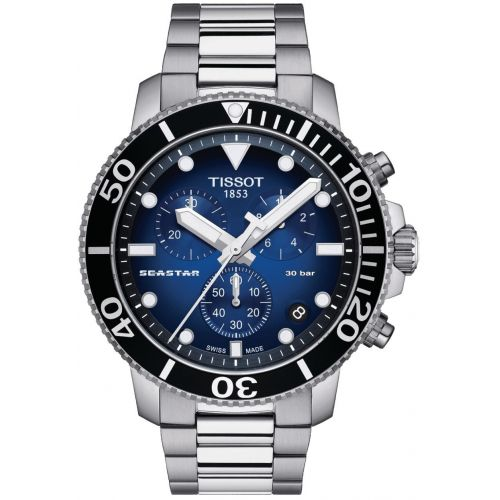 Mens Tissot Seastar 1000 Watch T120.417.11.041.01