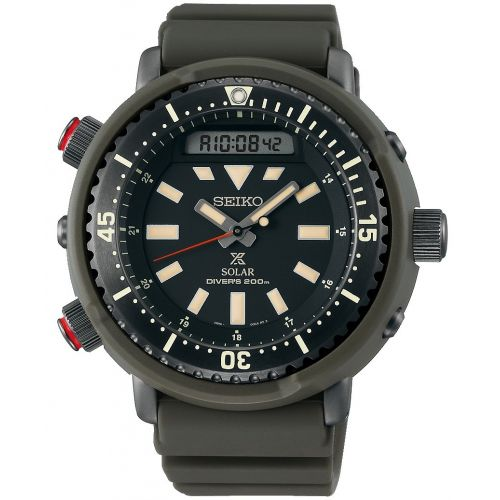 Mens Seiko Prospex Street Watch SNJ031P1