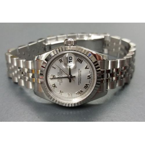 Womens Pre-owned Rolex Watch Datejust 179174