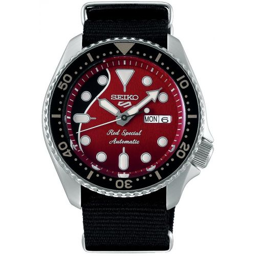 Mens Pre-owned Seiko Watch SRPE83K1