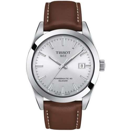 Mens Tissot Gentleman Watch T127.407.16.031.00