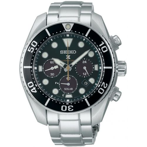 Mens Seiko Prospex Watch SSC807J1