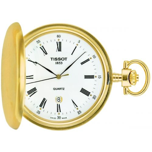 Unisex Tissot T Pocket Watch T83.4.553.13