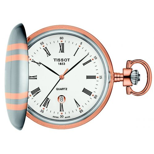 Unisex Tissot T Pocket Watch T862.410.29.013.00