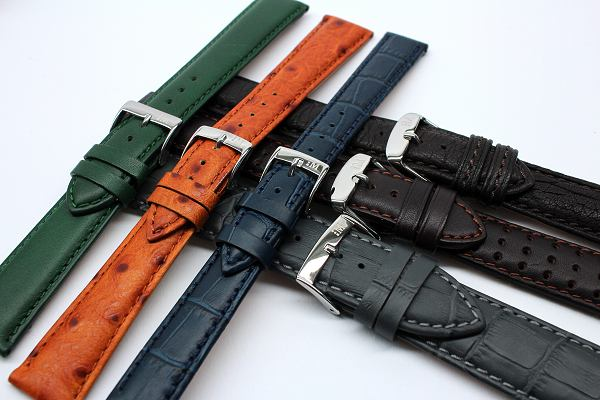 Morellato Fine Leather Straps